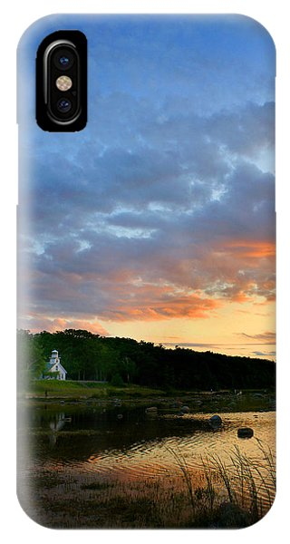 Old Mission Point IPhone Case
