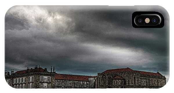 Old Monastery IPhone Case