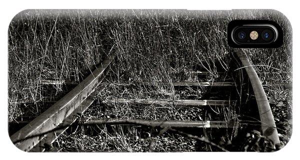 Old Rails IPhone Case