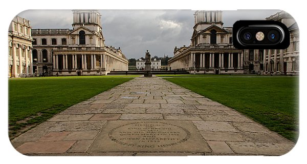 Old Royal Naval College IPhone Case