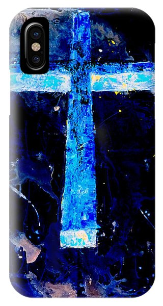 Old Rugged Cross II IPhone Case