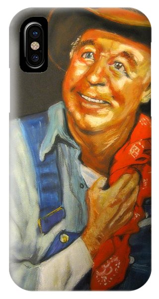 Old Sod Buster IPhone Case
