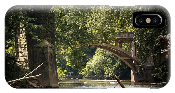 Old Stone Bridge IPhone Case