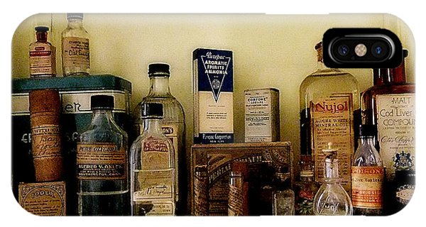 Old-time Remedies IPhone Case