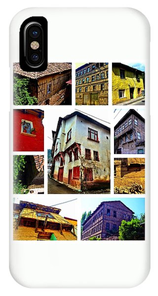 Old Turkish Houses IPhone Case