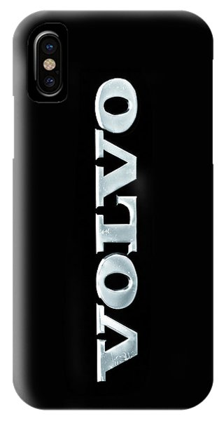 Old Volvo Emblem IPhone Case
