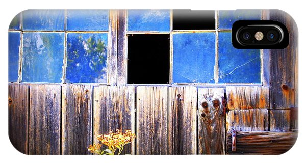 Old Wooden Building Of Broken Dreams IPhone Case