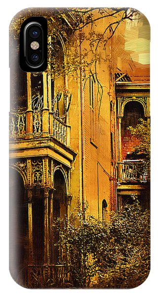 Old World Charm IPhone Case