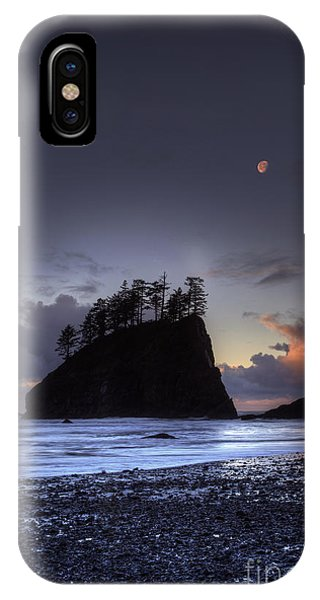 Olympic Nationals Moon Stacks IPhone Case