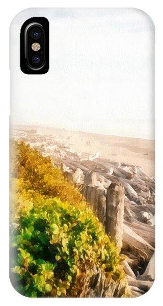 Olympic Peninsula Driftwood IPhone Case