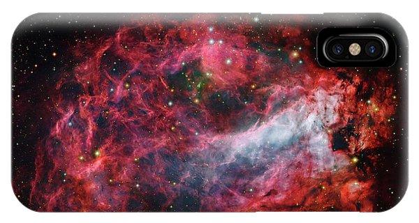Omega Nebula IPhone Case