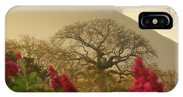 Ometepe Island 2 IPhone Case