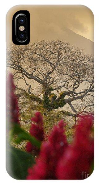 Ometepe Island Nicaragua 4 IPhone Case