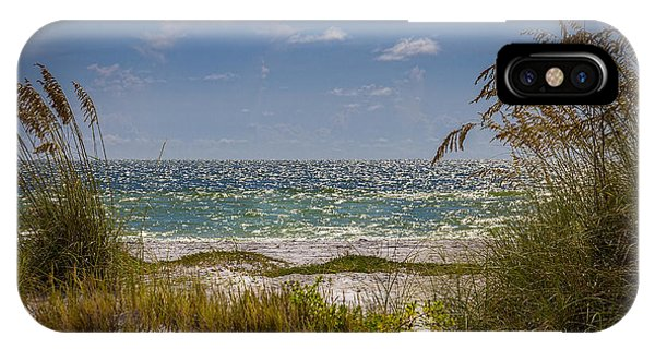 Ocean Breeze iPhone Case - On A Clear Day by Marvin Spates