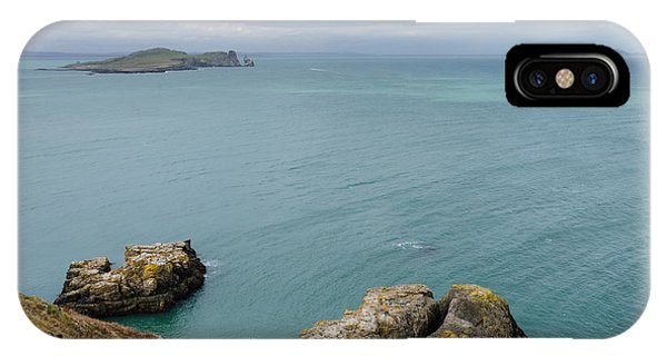 On Howth Head IPhone Case
