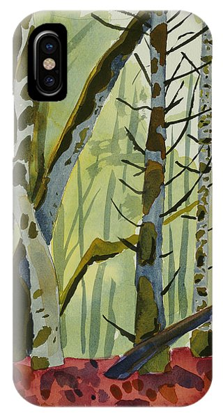 iPhone Case - On Ivy Hill by Alexandra Schaefers