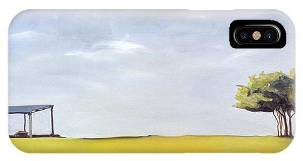 Barren iPhone Case - On Minchinhampton by Ana Bianchi