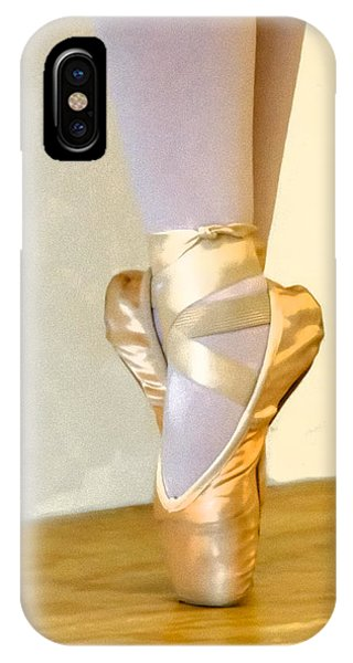 Ballet Toes On Point IPhone Case
