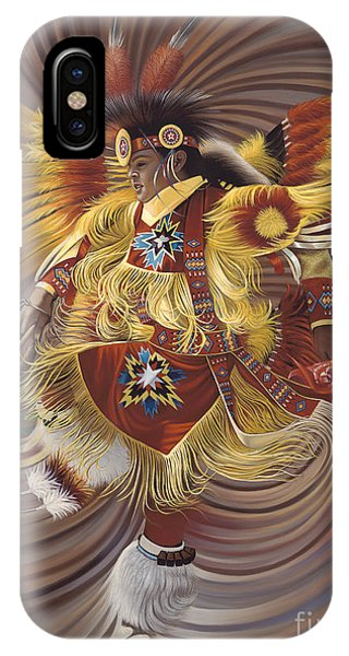 Native iPhone Case - On Sacred Ground Series 4 by Ricardo Chavez-Mendez