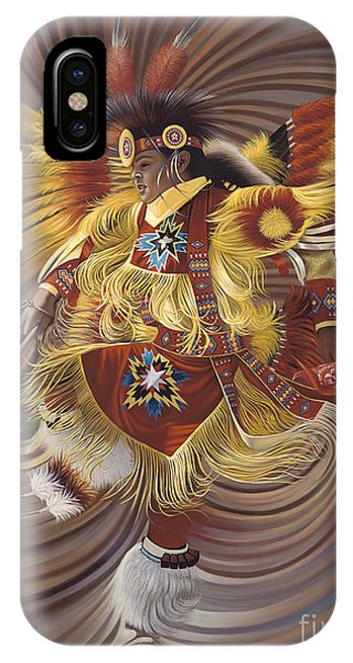 On Sacred Ground Series 4 IPhone Case