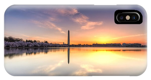 On The Basin IPhone Case