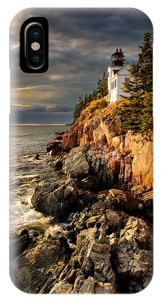 On The Bluff IPhone Case