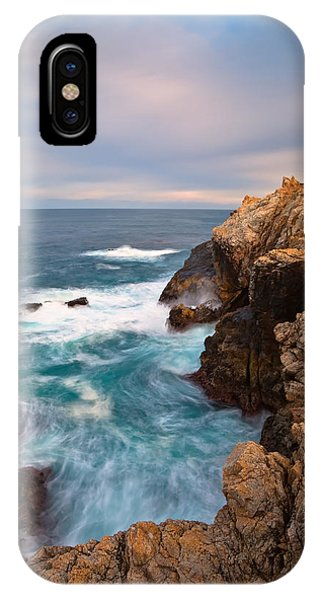 On The Cliff 2 IPhone Case