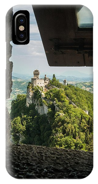 On The Inside IPhone Case