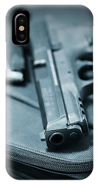 On The Lam IPhone Case