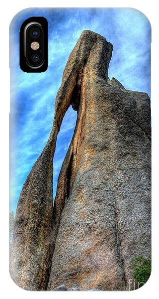 On The Needles Highway 3 IPhone Case