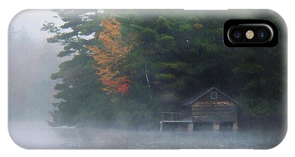 On The Pond IPhone Case