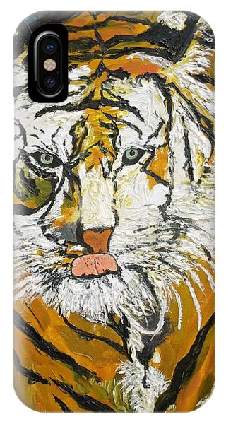 On The Prowl IPhone Case