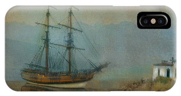 Port Townsend iPhone Case - On The Water by Jeff Burgess