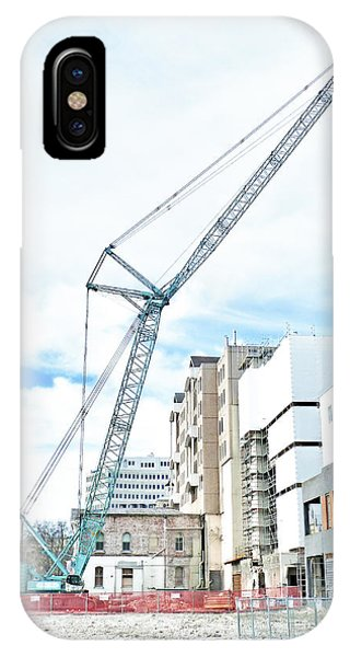 On Tiptoes IPhone Case