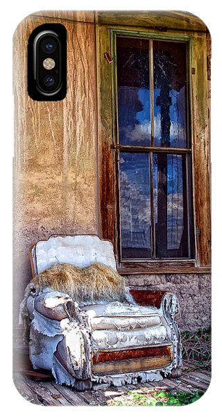 Once Upon A Porch IPhone Case