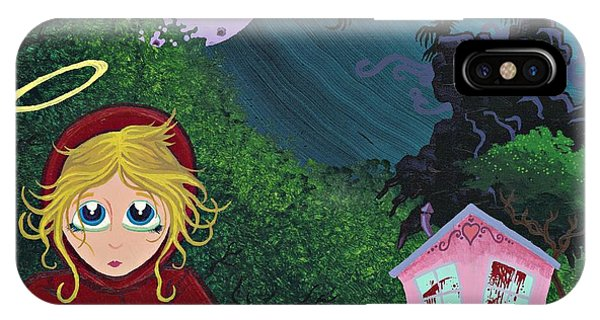 Once Upon A Time Phone Case by Dan Keough