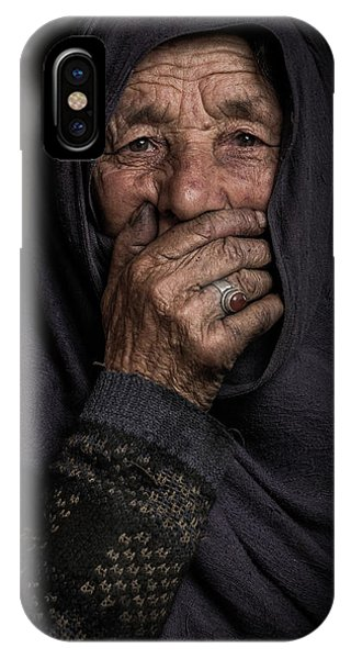 Ladies iPhone Case - Once Upon A Time by Natheer Osaif