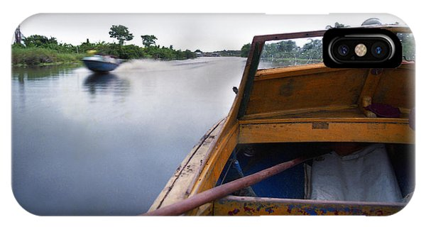 Ondo Riverine Highway IPhone Case