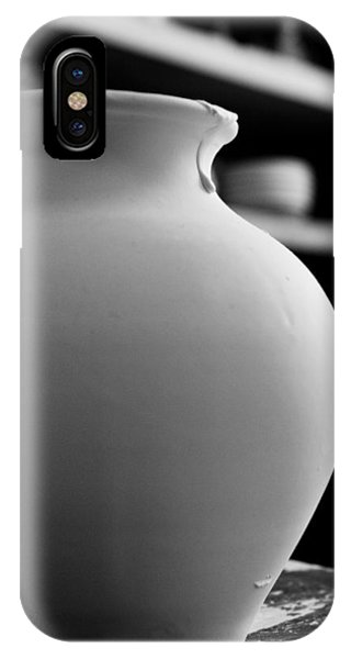 One Earthenware Jug  IPhone Case