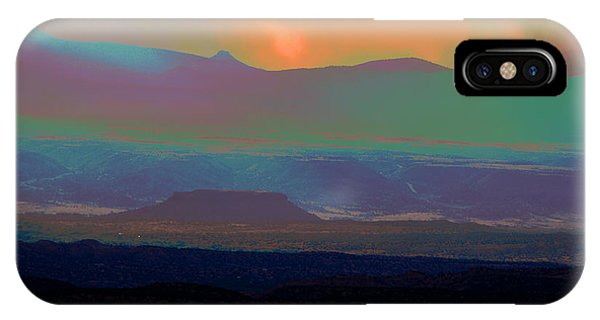 One Enchanted Evening IPhone Case