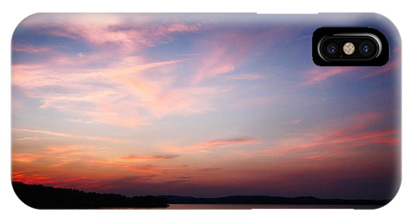 One Fine Sunset IPhone Case