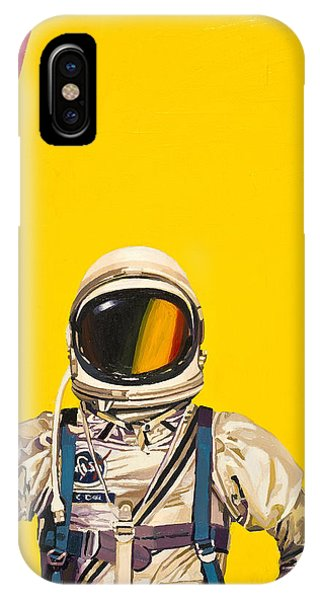 Space iPhone Case - One Golden Arch by Scott Listfield