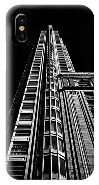 IPhone Case featuring the photograph One King Street West Toronto Canada by Brian Carson