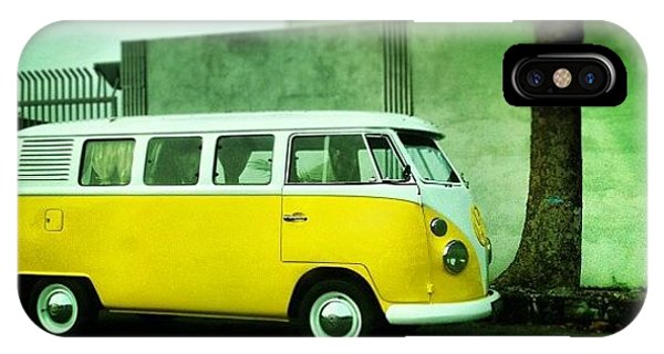 Vw Bus iPhone Case - One Of #my #favorite #classic #mpv by Swe Swd