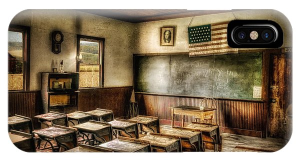One Room School IPhone Case