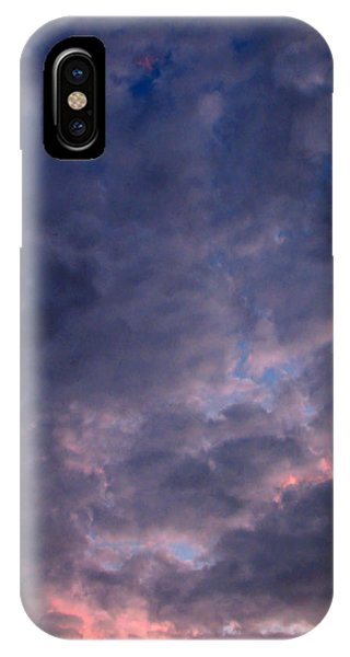 Finally It Rained In Texas IPhone Case