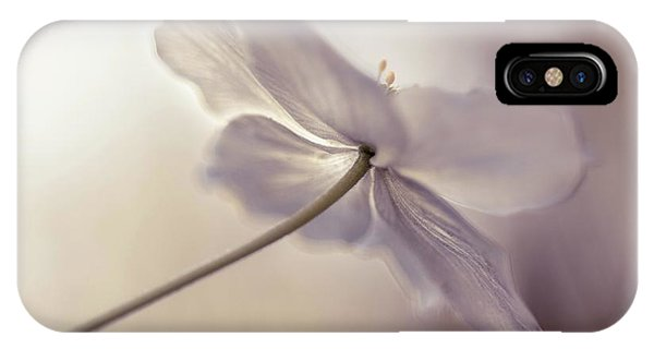 Macro iPhone Case - One Thought ... by Maxime Dugenet