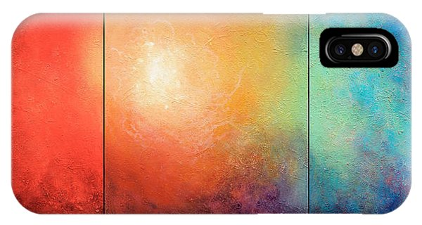 IPhone Case featuring the painting One Verse by Jaison Cianelli