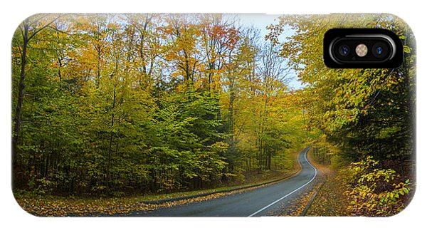 One Way On Pierce Stocking Drive IPhone Case