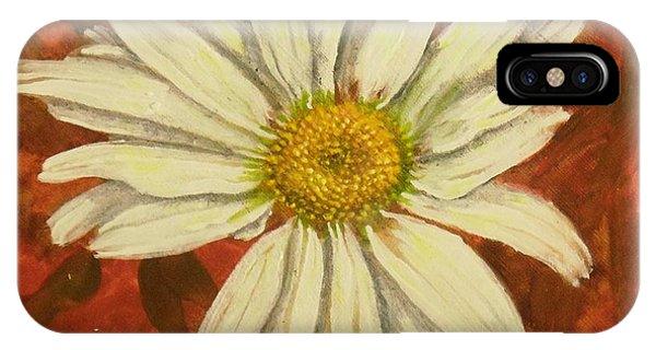 One Yorktown Daisy IPhone Case
